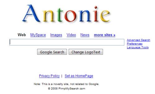 google antonie